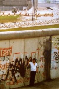 The Wall, Berlin, 1981