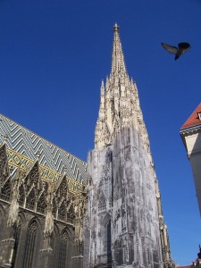 Stefansdom in Wien