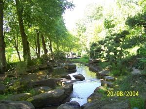 Japanischer Garten in Bad Mergentheim