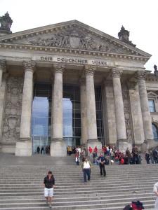 Reichstag - Deutsches Parlament, Berlin