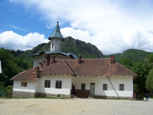 Monastery in the Olt-Region, Romania
