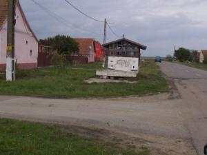 Nitzkydorf im Banat, Rumänien