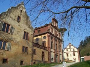 Kloster Bronnbach im Taubertal, Aussenansicht