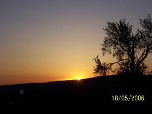 Der Kampf um das Licht - Sonnenaufgang
