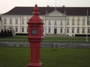 Amtssitz des Bundespräsidenten