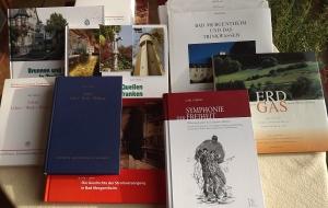 Bücher, Books, Publikationen von Carl Gibson