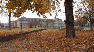 Herbst in Stuttgart