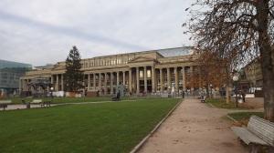 Königsbau am Schlossplatz