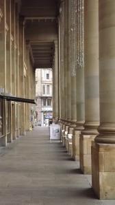 Säulengang, Kollonaden, Königsbau