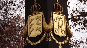 Wappen Königreich Württemberg - Initialen Fridericus Rex
