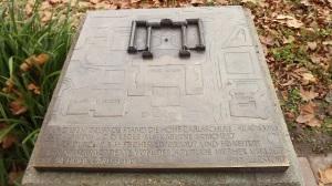 Plan der ehemaligen Carlsschule