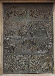 Stiftskirche,Seiten-Portal