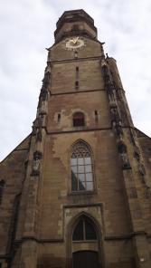 Stiftskirche Frontalansicht