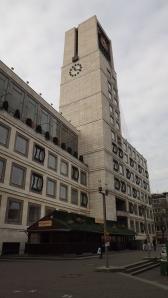 Der neue Arbeitsplatz von fritz Kuhn - Stuttgarter Rathaus
