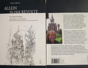 Carl Gibson neues Buch Allein in der Revolte