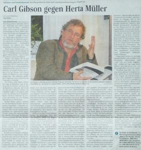 Presse-Bericht, Fränkische Nachrichten, 22. November 2013