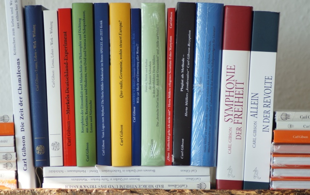 Carl Gibson - books, livres, Bücher